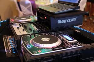 Système DJ